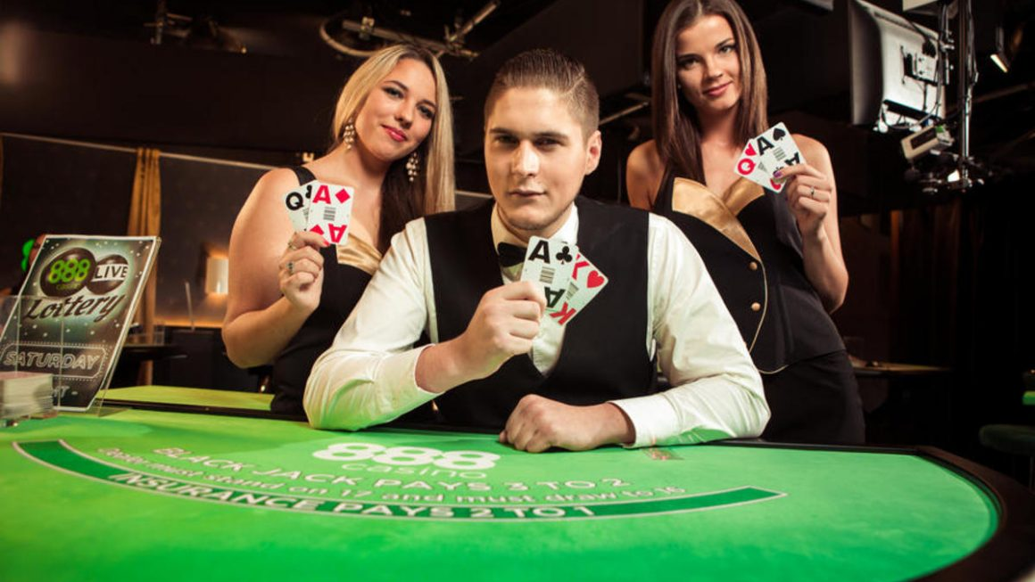 New Casino Promises A Better Experience With Live Dealer Room