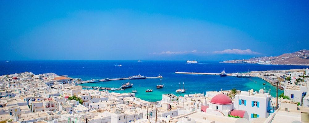 Javier Burillo Exposes Three Ways To Tour Mykonos Island