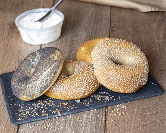The Mystery of the Bagel Hole, and Other Fun Food Stories
