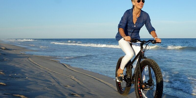 How to Ride on the Beach & Sand