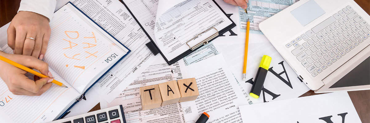 What Are The Preparations For Sales Tax Returns?