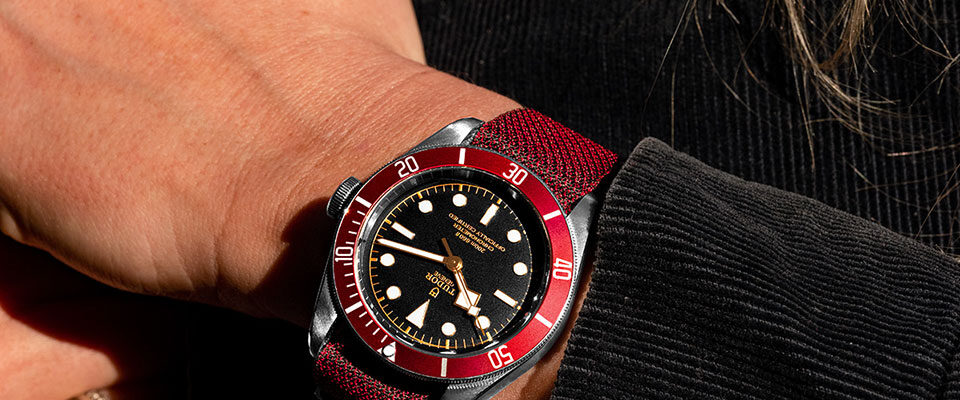 What to look for when buying a Tudor watch at an auction